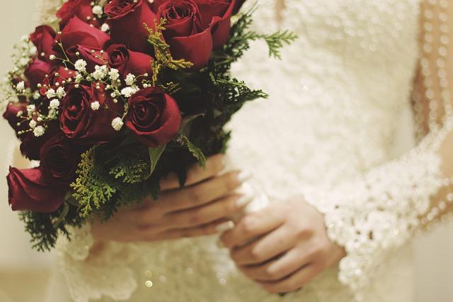 結婚式でお花選びにこだわってみよう!~ステキな花言葉の演出~