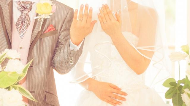 結婚指輪(マリッジリング)の由来や意味は?どうやって選ぶの?