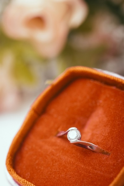 婚約指輪(エンゲージリング) 由来 意味 選び方