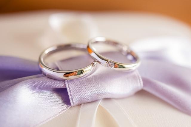 結婚指輪の男女別平均サイズ!特殊サイズの所要時間は?