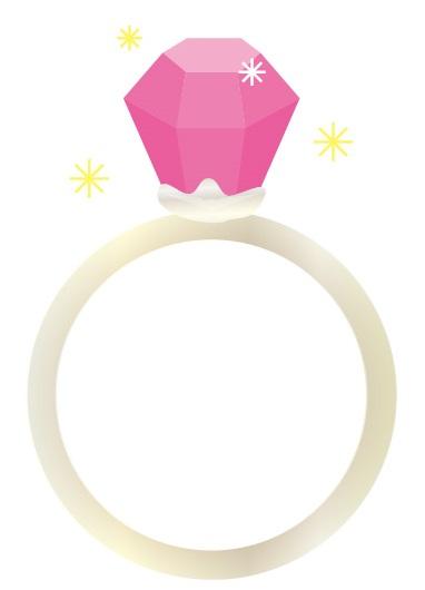 指輪のサイズ 彼女にバレずに知る